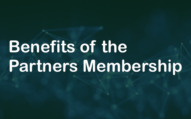 Benefits of the Partners Membership